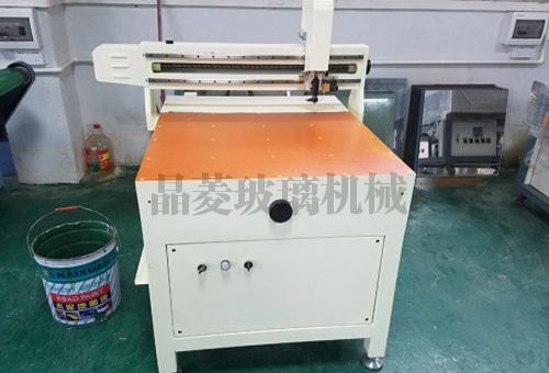 全自动玻璃异形切割机JLQG-7080