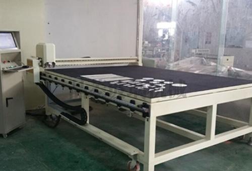 广州自动玻璃切割机