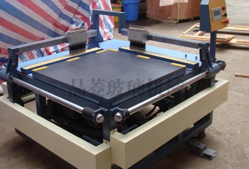 广州半自动双桥玻璃切割机JLQG-800