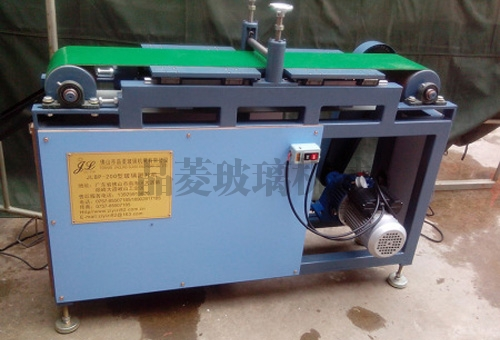 200 type glass mosaic rolling type sheet breaking machine